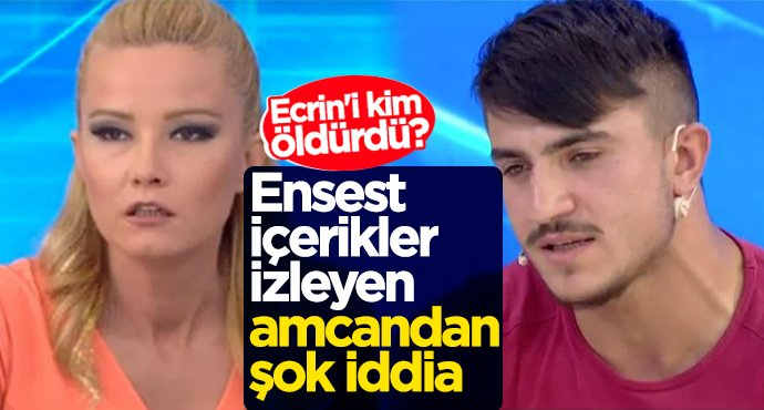 Ecrin'i kim öldürdü? Özkan Kurnaz'dan şok iddia