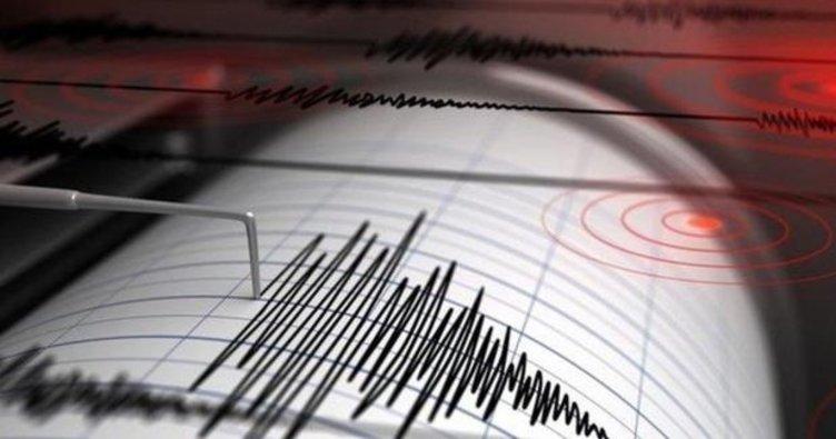 6,3 büyüklüğünde deprem!