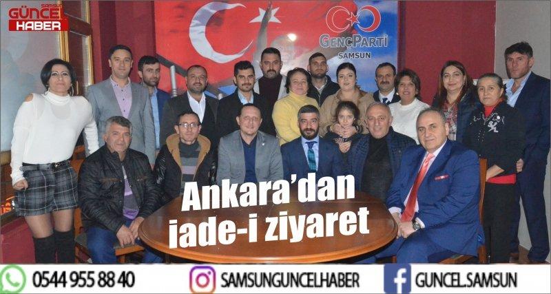 Ankara'dan iade-i ziyaret