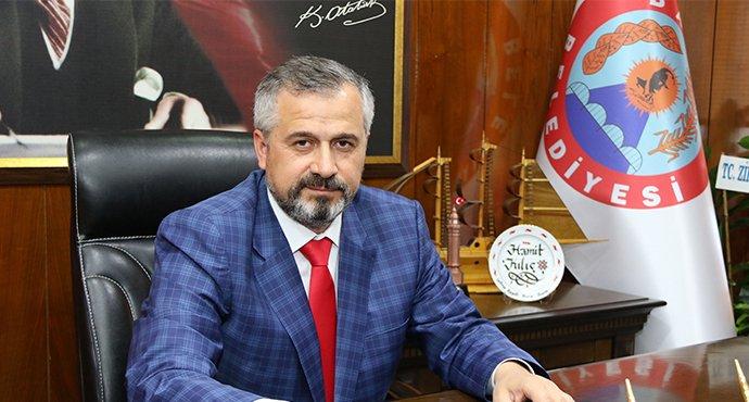 Başkan Hamit Kılıç'tan Kadir Gecesi mesajı
