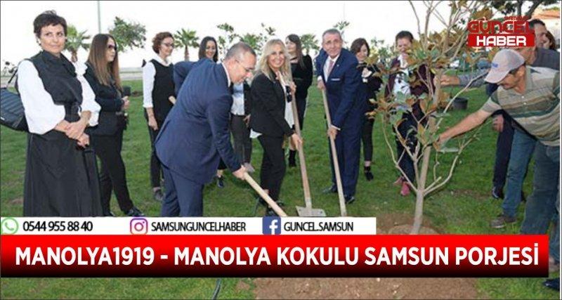 MANOLYA1919 - MANOLYA KOKULU SAMSUN PORJESİ