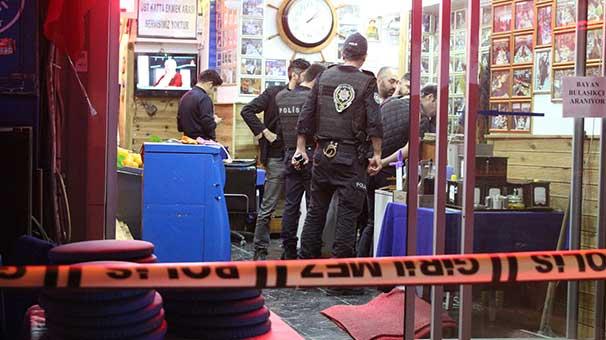 Restorana silahlı saldırı