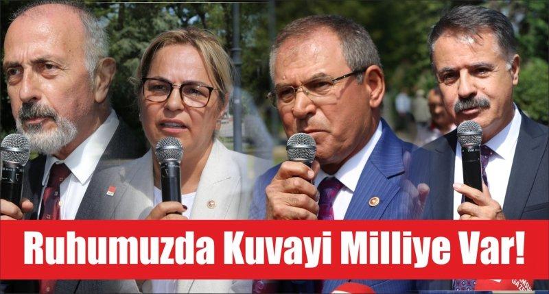 Ruhumuzda Kuvayi Milliye Var!