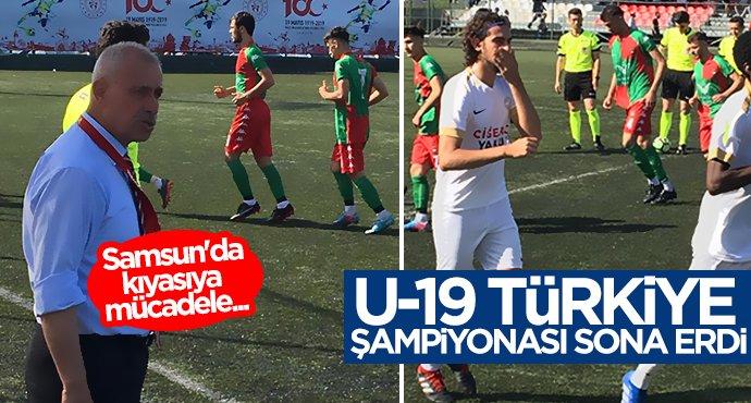 U-19 Türkiye Şampiyonası sona erdi