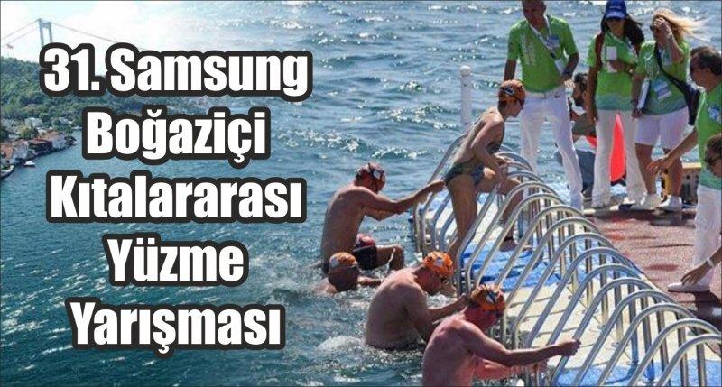 31. Samsung Boğaziçi Kıtalararası Yüzme Yarışması