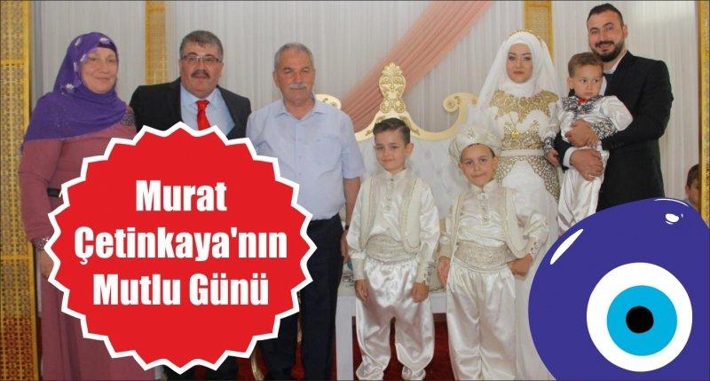 Murat Çetinkaya'nın Mutlu Günü