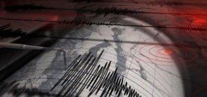 Şiddetli deprem!