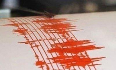 4.4 büyüklüğünde deprem!