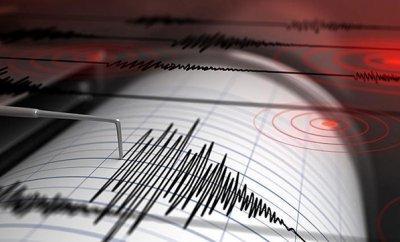 6 büyüklüğünde deprem!