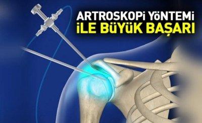 Artroskopi yöntemi nedir?