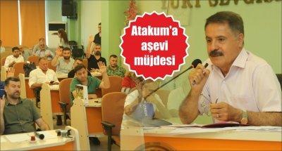 Atakum'a aşevi müjdesi