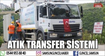 ATIK TRANSFER SİSTEMİ