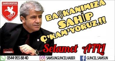 BAŞKANIMIZA SAHİP ÇIKAMIYORUZ.!!