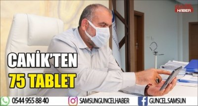 CANİK'TEN 75 TABLET