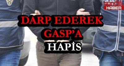 DARP EDEREK GASP'A HAPİS