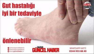 Gut hastalığı iyi bir tedaviyle önlenebilir
