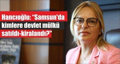 Hancıoğlu: