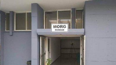 Hastane müdürü morgu sattı