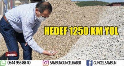 HEDEF 1250 KM YOL