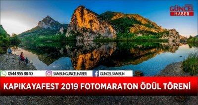 KAPIKAYAFEST 2019 FOTOMARATON ÖDÜL TÖRENİ