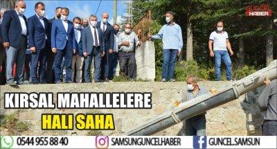 KIRSAL MAHALLELERE HALI SAHA