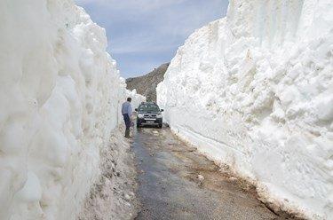 Mayıs ayında kar şoku!