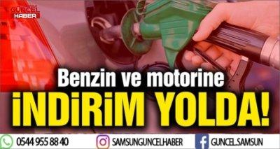 MOTORİNE İNDİRİM YOLDA
