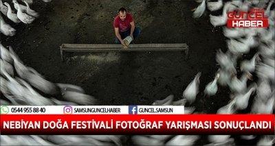 NEBİYAN DOĞA FESTİVALİ FOTOĞRAF YARIŞMASI SONUÇLANDI