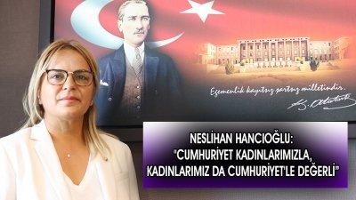 Neslihan Hancıoğlu:
