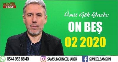 ON BEŞ 02 2020
