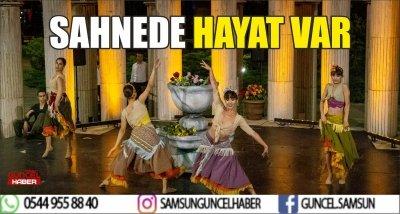 SAHNEDE HAYAT VAR