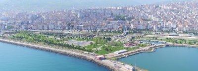 Samsun'un Nüfusu Bir Önceki Yıla Göre 22 Bin 726 Kişi Arttı