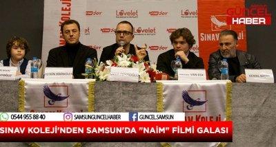 SINAV KOLEJİ'NDEN SAMSUN'DA