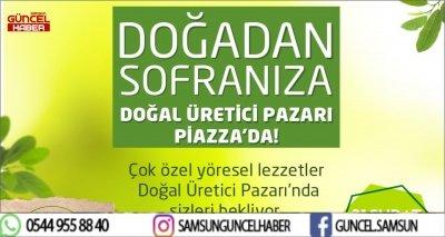 Türkiye'nin En Özel Lezzetleri Samsun'da