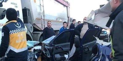 Yıldız futbolcu kazada hayatını kaybetti!