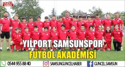 YILPORT SAMSUNSPOR FUTBOL AKADEMİSİ
