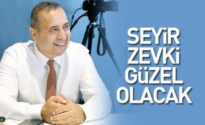 Yılport Samsunspor Kulübü Başkanı Uyanık: Seyir zevki güzel olacak