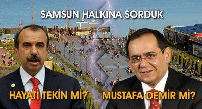 Hayati Tekin mi?Mustafa Demir mi?